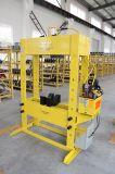 Pressa di stampaggio motorizzata 700 barre del cavalletto idraulico