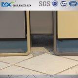 Cubo de la basura de separación decorativo del uso al aire libre Max-Sn136