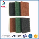 (YF-SCB21) Garniture de récurage extra épaisse remplaçable de balai de traitement