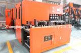 Máquina de moldeo por soplado extrusión semiautomático para jugos y leche (PET-02A)