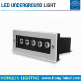 正方形のための屋外の正方形LED地下ライトは25W地面ライトを駐車する
