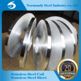 Tira laminada do aço inoxidável de SUS201/SUS304