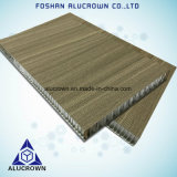 Les panneaux en aluminium Formica Honeycomb maritimes pour les décorations