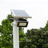 Wasserdichter heller Fühler-Solarflut-Licht des Garten-Licht-12 LED