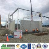 Installazione veloce Grage prefabbricato strutturale d'acciaio