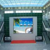 Zuverlässige P4 LED Wand, farbenreiche Innenbildschirmanzeige LED-P4