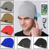 Neue Ankunft die meisten populäre kundenspezifische Bluetooth Beanies-kundenspezifischen WinterBeanies