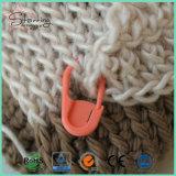 De plástico ABS Popular marcador cosido de tejer el pasador de seguridad como herramienta de ganchillo