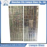 Kunst-Glas mit Seeshell-Dekoration