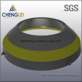 De hoge Delen van de Maalmachine van het Staal van het Mangaan voor Sandvik H7800/CH870
