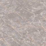 60X60 de hoge Glanzende Gele Tegel van de Vloer van het Porselein van de Kleur Marmeren Patroon Opgepoetste
