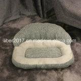 겨울 연약한 호화스러운 개 소파 애완 동물 침대