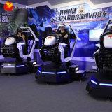 Аркады динамический гоночный симулятор виртуальной реальности новейшей конструкции 9d-Vr гоночных автомобилей