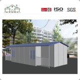 Modernes preiswertes vorfabriziertes modulares Zwischenlage-Panel-Haus des Haus-ENV