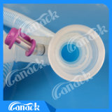 Respiration remplaçable Circuit-Coaxiale pour l'adulte