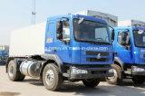 最も低いDongfeng Balong 4X2のトラクターヘッド索引車のトラクターのトラック