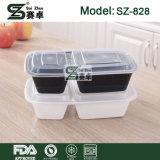 Casella di pranzo di plastica alimento di Bento/della caratteristica del contenitore della casella di pranzo e del tipo