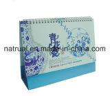 卓上カレンダーの印刷、卓上カレンダーデザイン