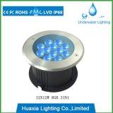 방수 스테인리스 LED Inground 빛 지하 램프