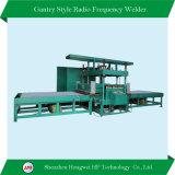 케이블 드럼 방수포 무선 주파수 열 - 밀봉 기계
