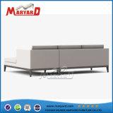 最新のシンプルな設計の屋外のテラスの家具のソファーセット