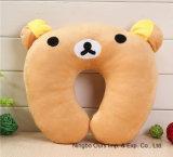 Estilo Lovly Animal de la salud en forma de U/Cuello almohada Almohadas Almohada de viaje/proveedor chino