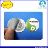 Напечатанный ISO14443A стикер бирки 13.56MHz Ntag215 RFID NFC