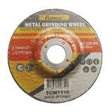 115*6*22,2 mm centro deprimido disco abrasivo de Metal Rebolo