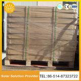 Sistema solare del migliore di prezzi 100W poli tetto del comitato solare