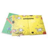 Stampa Softcover stampata su ordinazione del libro di storia dei bambini di colore completo
