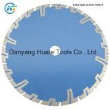 Gesinterte Kreiswand-Ausschnitt-Hilfsmittel-segmentierte Diamant-Schaufel für., Ausschnitt-Diamant-Schaufel