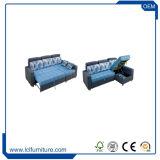 Canapé-lit 3 places avec couvercle amovible