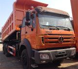中国の最もよいトラックのBeiben 10の車輪のダンプトラック容量380HP