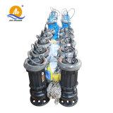 Pompe submersible Non-Encrassante électrique d'eaux résiduaires de pompe à eau d'égout