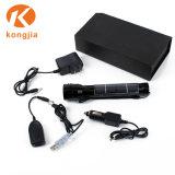 Мощные яркость подарок фонарик 7 светодиод аккумулятор солнечной энергии светодиодный фонарик
