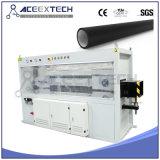 Chaîne de production de pipe de HDPE/PPR/PE extrudeuse de pipe/pipe préparant centrale le PE siffler faire la machine