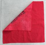Le football Headcarf de Headscarf/estampé par couleur pure avec le logo personnalisé