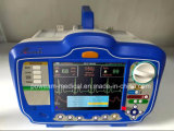 "Defibrillator do External de 7 da "" AED do indicador do LCD cor"
