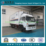 Tonelada Refrigerador Caminhão Van Caminhão de Sinotruk Cdw 4