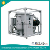Lushun Marke Zja industrieller Transformator-Öl-Reinigungsapparat mit doppelter Stadiums-Vakuumöl-Filtration
