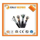 Matériau de cuivre isolés de PVC BV Câble d'alimentation solide sur le fil électrique simple coeur de 2,5 mm