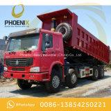 De hoogstaande & Uitstekende Voorwaarde Gebruikte 6X4 Vrachtwagen van de Stortplaats HOWO
