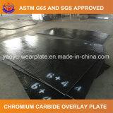 Износоустойчивая биметаллическая стальная плита