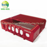 2017熱い販売の高品質6061アルミニウム製造CNC機械