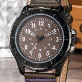 Los hombres personalizado reloj de pulsera de cuarzo, reloj Suizo de relojes para hombre (WY-17015C)