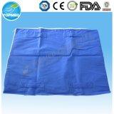 Sacchetto a gettare del cadavere, sacchetto non tessuto del cadavere di PP+PE