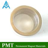 D30*D22.5*2 de Magneet van het Neodymium van de Ring van de lijn met Magnetisch Materiaal NdFeB