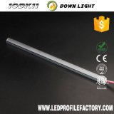 堅いLED棒ライトDMX Sxs18は、商品の棚のための線形LEDライト据え付け品の破裂音の表示を小売りする