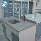 PP Sink를 가진 새로운 Design Epoxy Resin Worktop Lab Table