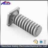 Часть металла CNC системы обнаружения пожара подвергая механической обработке алюминиевая